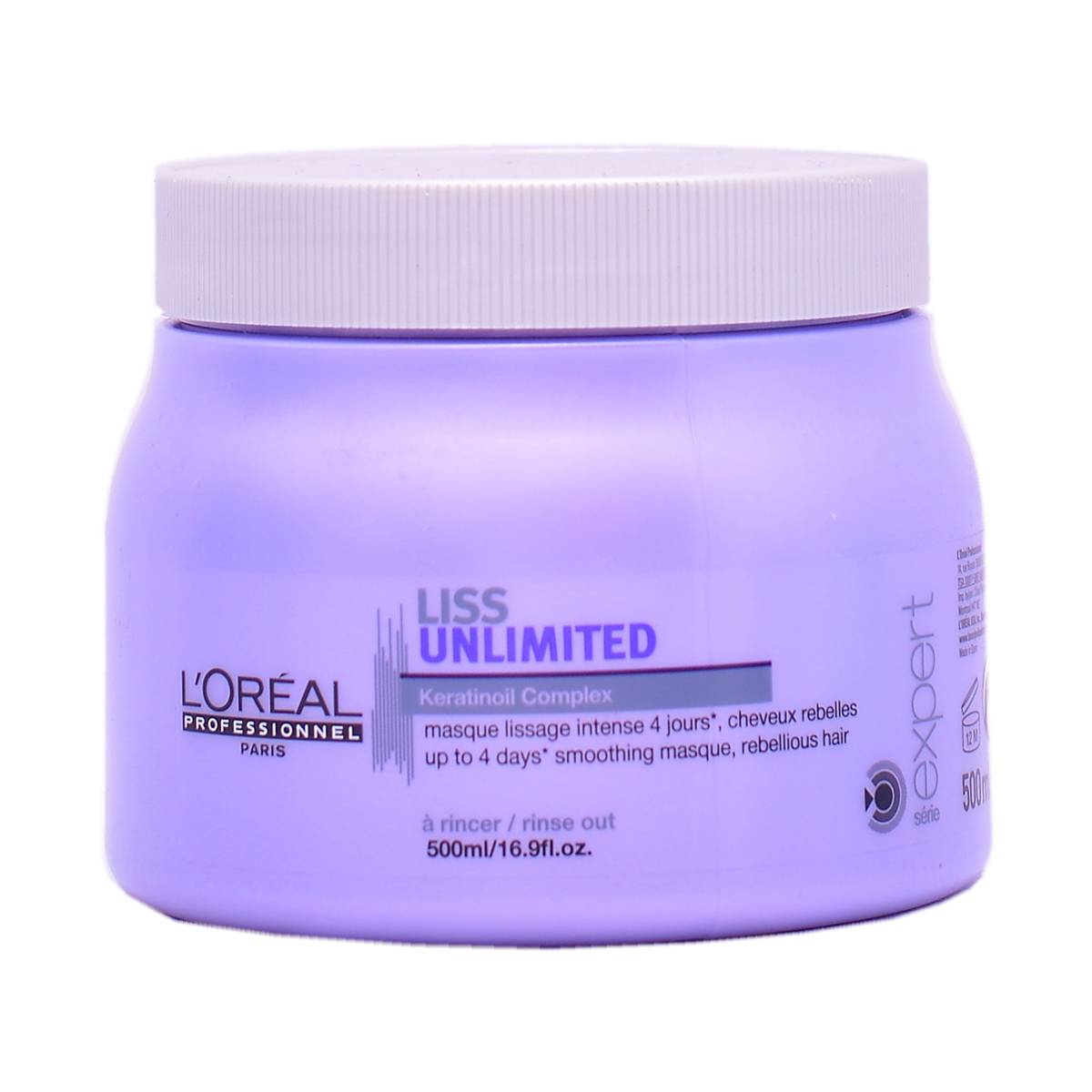 מסכה לשיער liss unlimited